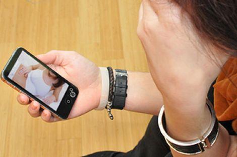 Sexting | Merel van Groningen | Telegraaf | Loverboys