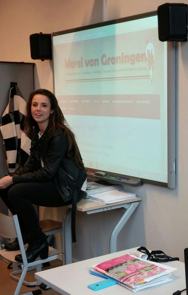 Merel van Groningen | BNN | Sexting | Spuiten & Slikken